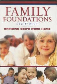 NKJV Family Foundations Study Bible HC