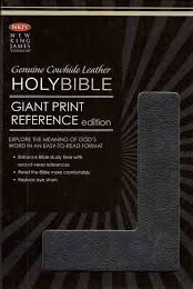 NKJV Giant Print Reference Edition
