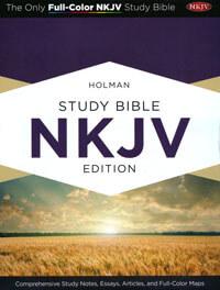 NKJV Holman Study Bible