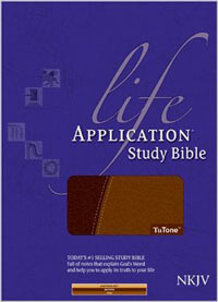 NKJV Life Application Study Bible