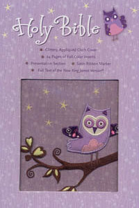 NKJV Owl Bible Hardcover