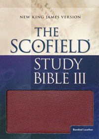 NKJV Scofield Study INDEXED *