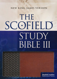 NKJV Scofield Study Bible III INDEXED *