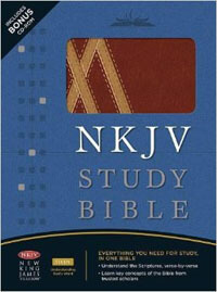 NKJV Nelson Study Bible 2nd Edition