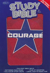NKJV Study Bible For Kids Courage