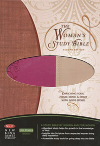 NKJV Womans Study Bible 2nd Edition