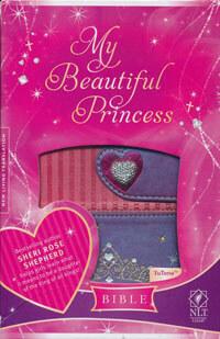 NLT My Beautiful Princess Bible