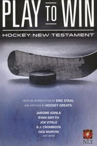 NLT Play To Win Hockey New Testment