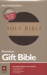 NLT Premium Gift Bible