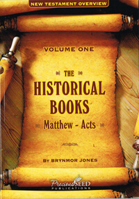 NT Overview Vol 1 Historical Books Matthew-Acts *