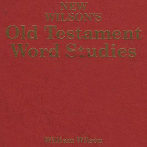New Wilsons Old Testament Word Studies HC