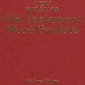 New Wilsons Old Testament Word Studies HC