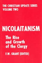 Nicolaitanism: The Rise and Growth of the Clergy