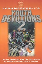 One Year Book of Josh McDowells Youth Devotions #2