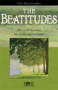 Pamphlet: Beatitudes
