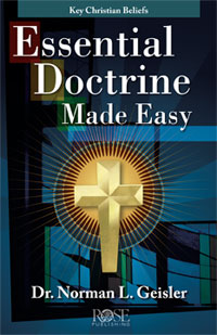 Pamphlet: Essential Doctrine Made Easy