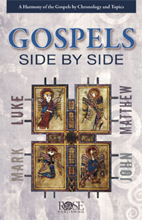 Pamphlet: Gospels Side by Side