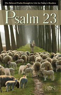 Pamphlet: Psalm 23