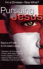 Pamphlet: Pursuing Jesus