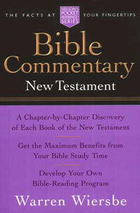 Pocket Bible Commentary New Testament