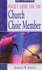 Pocket Guide for the Church Choir Member O/P