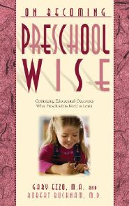 On Becoming Preshcool Wise: What Preschoolers need to learn*