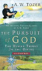 Pursuit of God, The (with Study Guide)