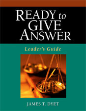 Ready to Give an Answer -- Leader's Guide  ECS