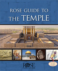 Rose Book Guide to the Temple with clear overlays