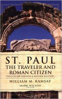 St Paul The Traveler & Roman Citizen