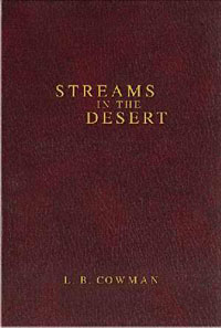Streams In The Desert HC