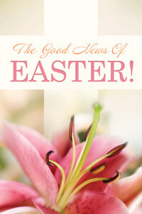 Tract: Good News of Easter KJV
