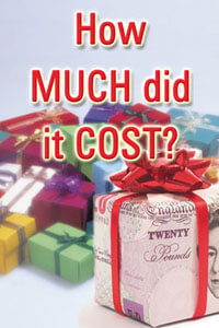 Tract: How Much Did It Cost?