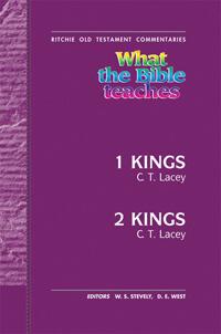 WTBT 1 & 2 Kings HC (2015)