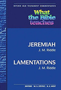 WTBT Jeremiah & Lamentations HC