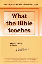 WTBT Vol 4 1 & 2 Corinthians PB