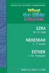 WTBT. Ezra Nehemiah Esther HC