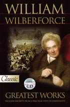 PGC William Wilberforce: Greatest Works (audio CD)