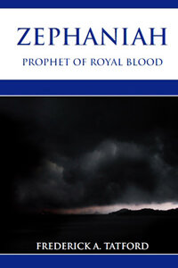 Zephaniah Prophet of Royal Blood - Pages are mixed up.