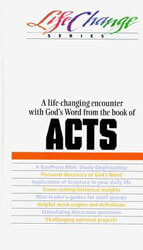 Acts (Life Change Series)