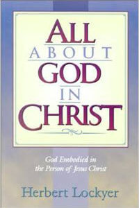 All About God in Christ