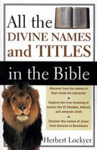 All the Divine Names and Titles