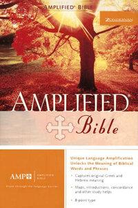 Amplified Bible HC