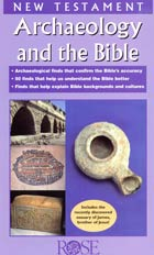 Pamphlet: Archaeology and the Bible: New Testament