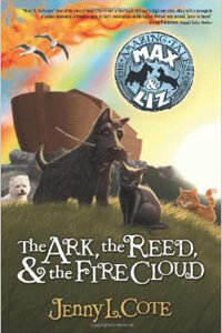 Amazing Tales of Max & Liz #1: The Ark The Reed & Fire cloud