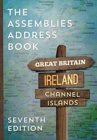 Assemblies Address Book Seventh Edition