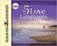Audio Book 5 Love Languages (4 CDs / 5 hours)