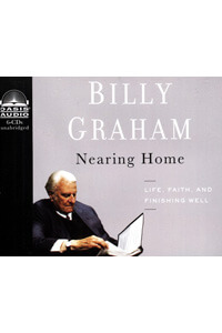 Audio Book Nearing Home 6 CDs unabridged