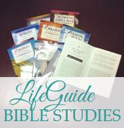 LifeGuide Bible Studies
