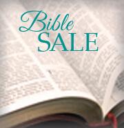 SALE - Bibles